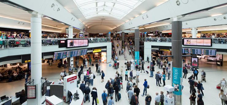 Making the most out of your time in Gatwick Airport South Terminal